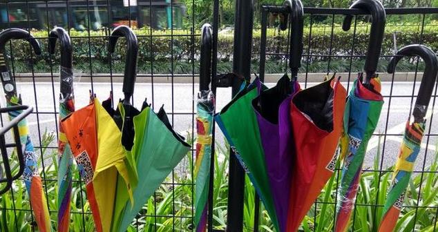 共享雨伞案例分析
