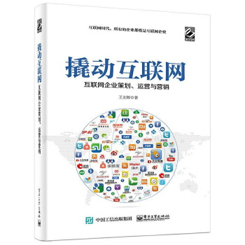 撬动互联网:互联网企业策划、运营与营销