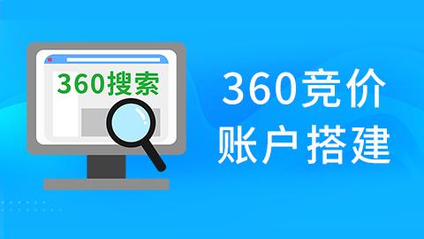 4.《360竞价账户搭建》360点睛平台竞价推广教程与技巧!